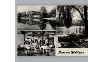 Wendisch Rietz Gaststaette Haus am Glubigsee / Wendisch Rietz /Oder-Spree LKR