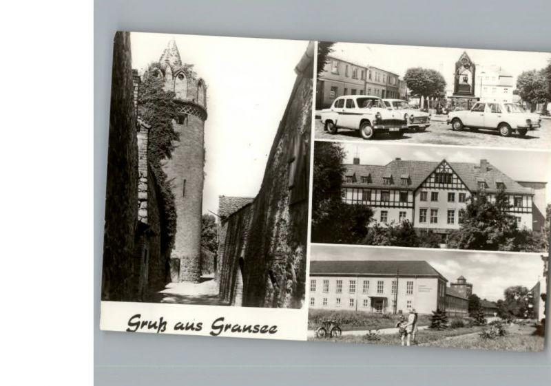 Gransee  / Gransee /Oberhavel LKR