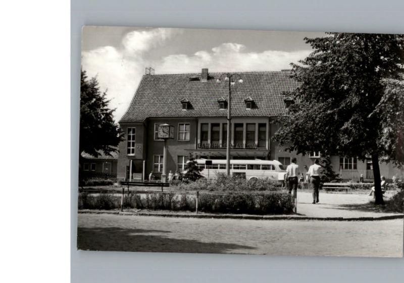 Mahlow Bahnhof / Blankenfelde-Mahlow /Teltow-Flaeming LKR