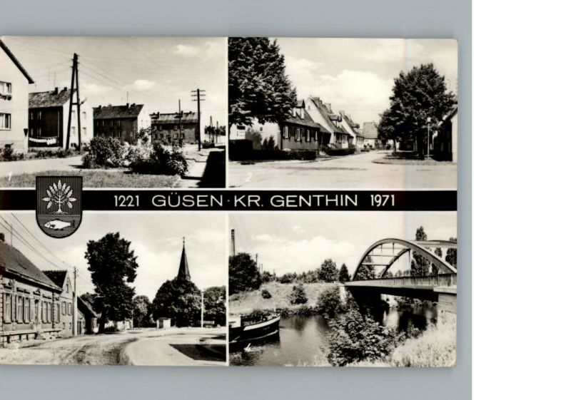 Guesen Mozartstrasse / Elbe-Parey /Jerichower Land LKR