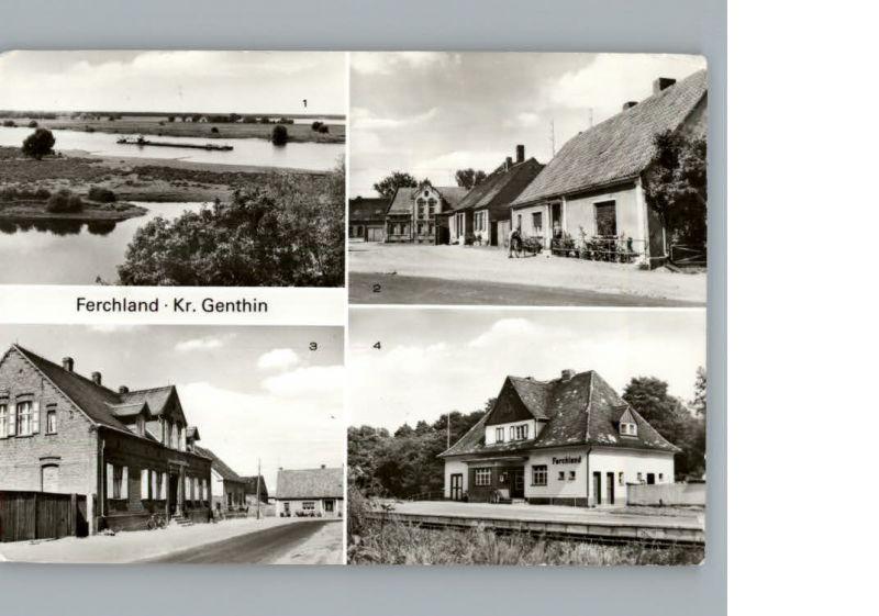 Ferchland Elberstrasse / Elbe-Parey /Jerichower Land LKR