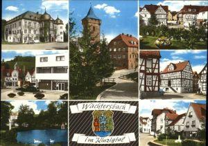 Waechtersbach  Kat. Waechtersbach