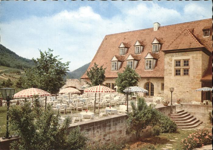 Albersweiler Hotel Leinsweiler Hof Kat. Albersweiler