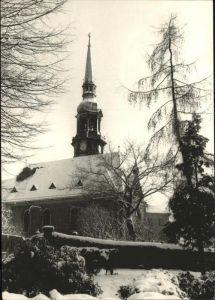 Radeberg Sachsen Kirche Kat. Radeberg