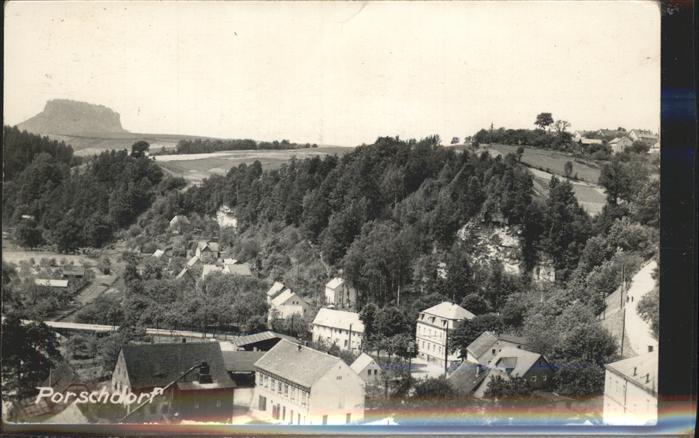 Porschdorf  Kat. Porschdorf