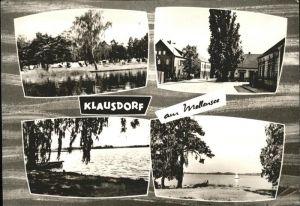 Klausdorf Mellensee Mellensee Kat. Mellensee