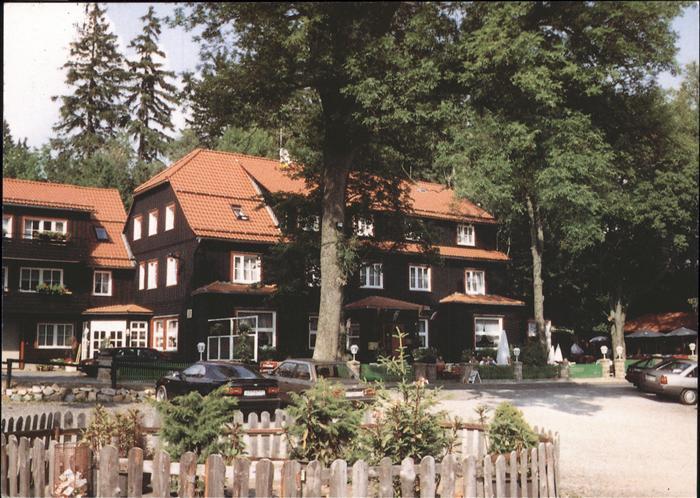 Mandelholz Harz Mandelholz Elend Hotel Gruene Tanne Kat. Elend Harz