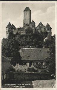 Burg Hornberg Burg Hornberg Kat. Neckarzimmern