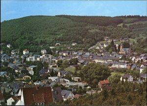 Neunkirchen Siegerland Teilansicht Neunkirchen Kat. Neunkirchen