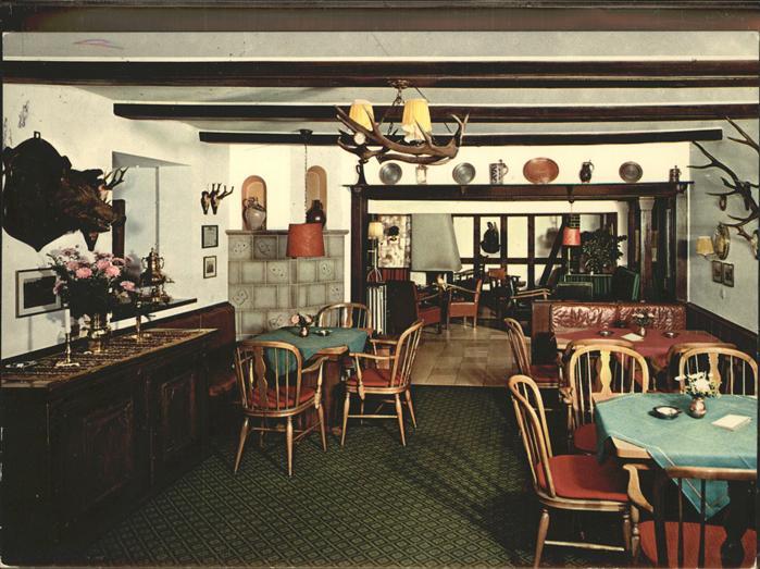 Jagdhaus Sauerland Hotel Pension Jagdhaus Wiese Kat. Schmallenberg