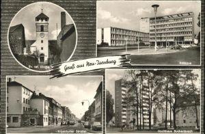 Ak ansichtskarte homberg ohm rathaus klinik frankfurter for Schwimmbad neu isenburg