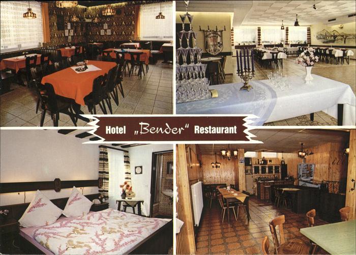 Hotel Restaurant Bender Schweich