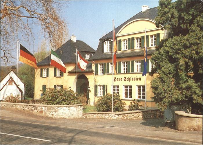 Heisterbacherrott Haus Schlesien Kat Koenigswinter Nr Pw18933