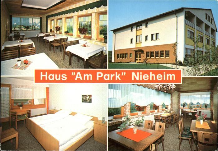 Nieheim Haus Am Park Kat. Nieheim