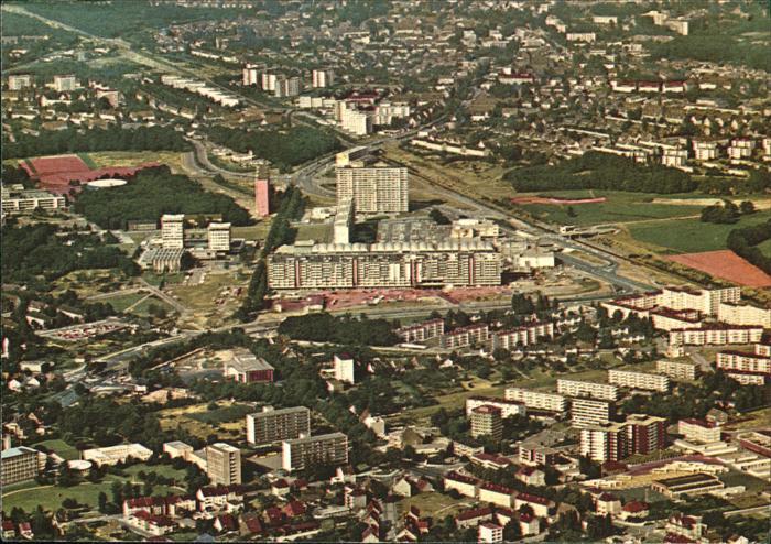 Marl Westfalen Luftaufnahme Marl Kat. Marl