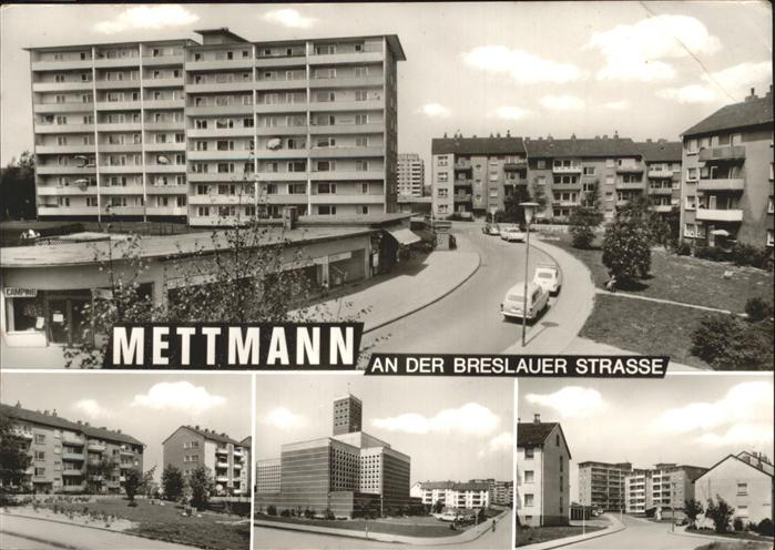 Mettmann Breslauer Strasse Kat. Mettmann