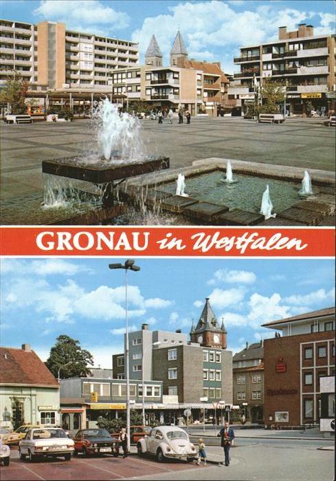 Gronau Westfalen  Kat. Gronau (Westf.)