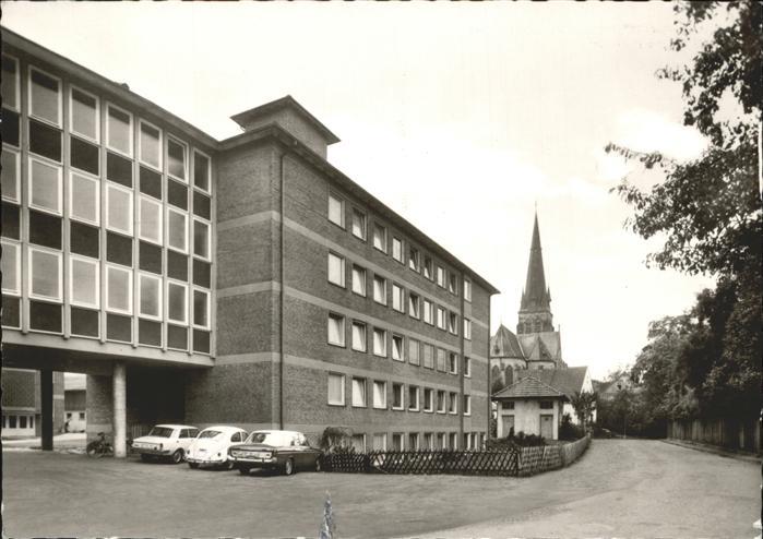 Krankenhaus Borghorst