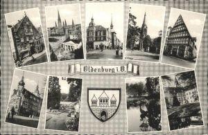Oldenburg Niedersachsen Wappen / Oldenburg (Oldenburg) /Oldenburg  Stadtkreis