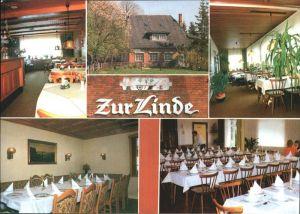 Schierensee Zur Linde Gasthaus Kat. Schierensee