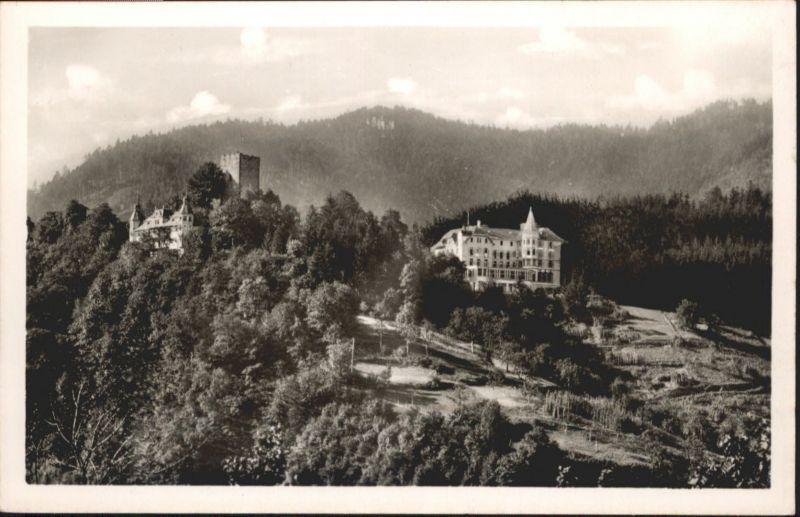 Hornberg Schwarzwald Grauschule Hornberg / Hornberg /Ortenaukreis LKR