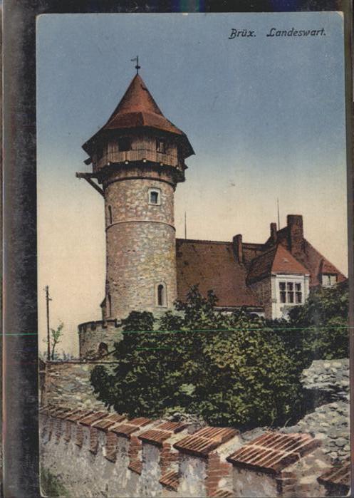 Bruex Most Sudetengau  / Most /