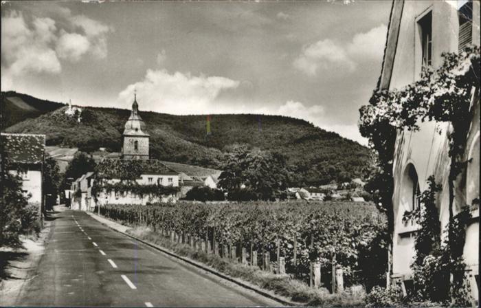 Burrweiler Weinstrasse  / Burrweiler /Suedliche Weinstrasse LKR