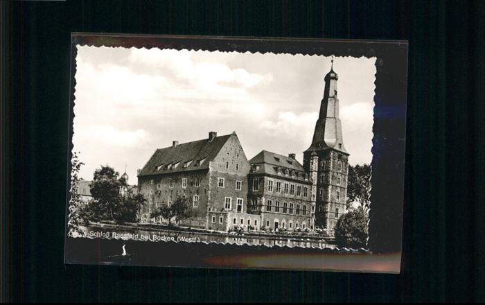 Raesfeld Schloss Raesfeld / Raesfeld /Borken LKR