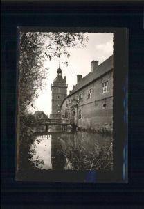 Raesfeld Burg Raesfeld / Raesfeld /Borken LKR