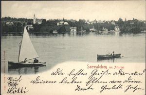 Seewalchen Attersee  / Seewalchen am Attersee /Traunviertel