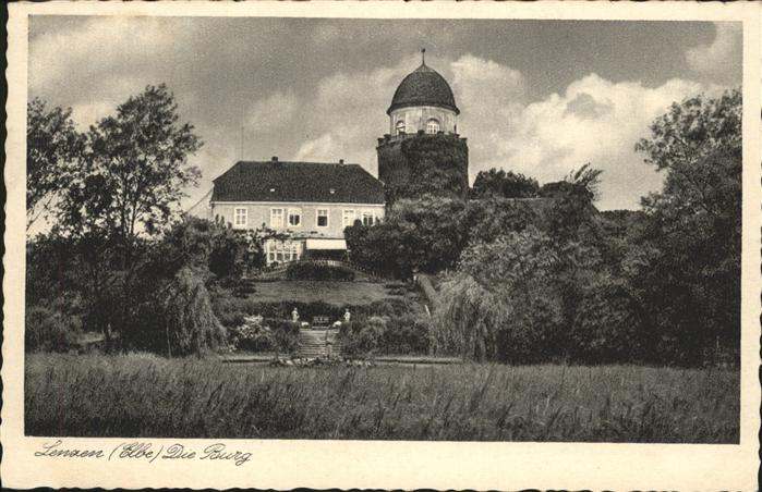 Lenzen Elbe Burg / Lenzen Elbe /Prignitz LKR