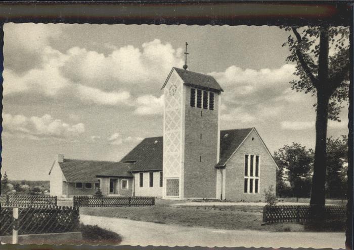 Wissingen Herz Jesu-Kirche / Bissendorf /Osnabrueck LKR
