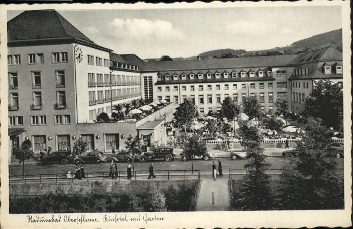 Oberschlema Radiumbad /  /