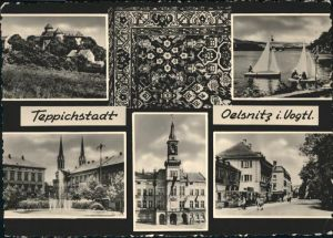 Oelsnitz Vogtland  / Oelsnitz Vogtland /Vogtlandkreis LKR