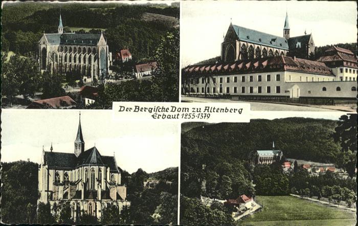 Altenberg Rheinland Dom / Odenthal /Rheinisch-Bergischer Kreis LKR