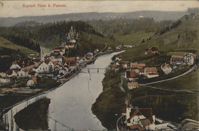 Hals Niederbayern Bruecke / Passau /Passau LKR