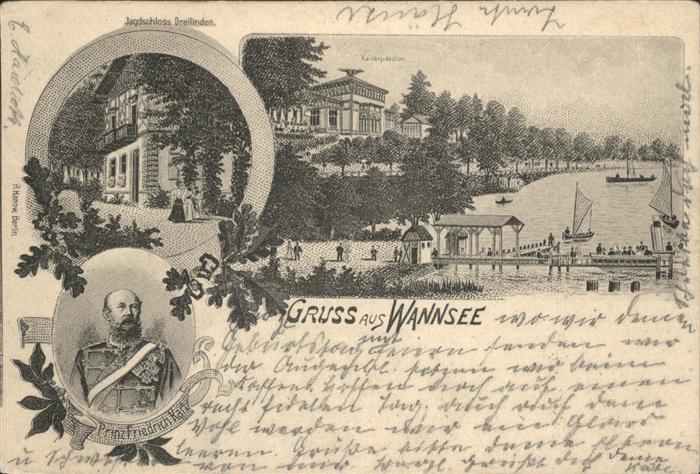 Berlin-Wannsee Wannsee