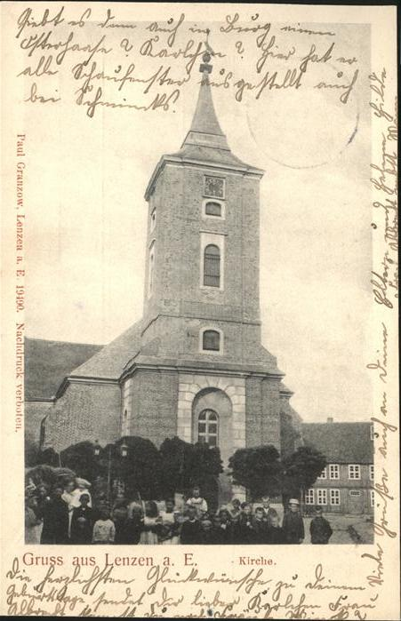Lenzen Elbe Kirche