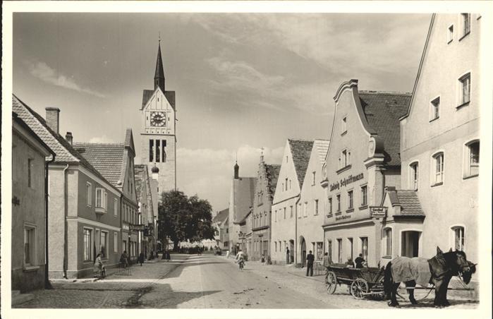 Neustadt Donau  Kat. Neustadt a.d.Donau