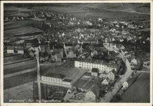Wintersdorf Meuselwitz Luftbild Kat. Wintersdorf Meuselwitz