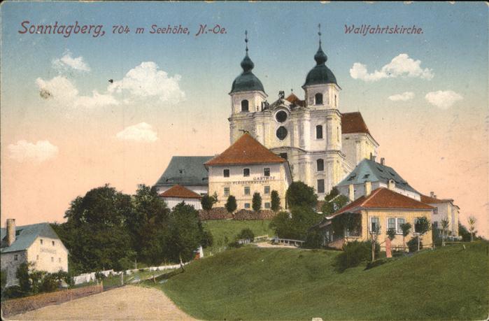 Sonntagberg Kirche Kat. Sonntagberg