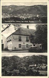 Zelking-Matzleinsdorf Fritz Erber Gasthaus / Zelking-Matzleinsdorf /Mostviertel-Eisenwurzen