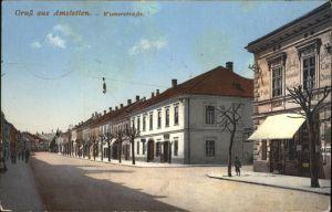 Amstetten Niederoesterreich Wienerstrasse Kat. Amstetten
