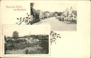 Mistelbach Niederoesterreich Schrick Kat. Mistelbach