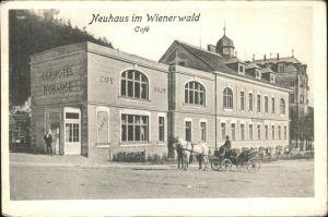 Wienerwald Neuhaus Cafe Kutsche / Wienerwald /Wiener Sueden