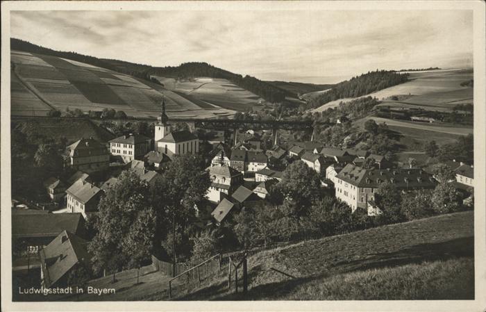 Ludwigsstadt  Kat. Ludwigsstadt