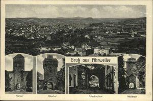 Ahrweiler Ahr Ahrtor Obertor Niedertor / Bad Neuenahr-Ahrweiler /Ahrweiler LKR
