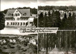 Oberlengenhardt Gasthof Ochsen Kat. Schoemberg
