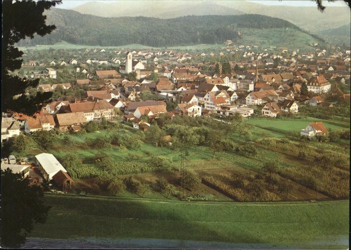 Biberach Baden  Kat. Biberach
