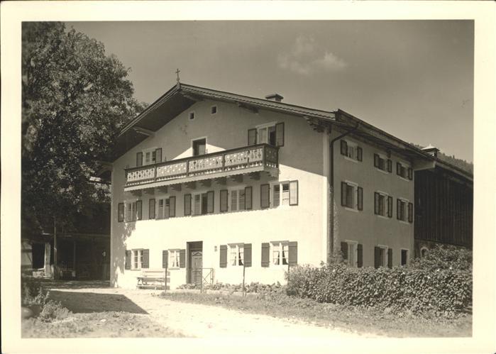 Unterammergau  Kat. Unterammergau